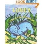Louey the Lazy Elephant by Janice Spina