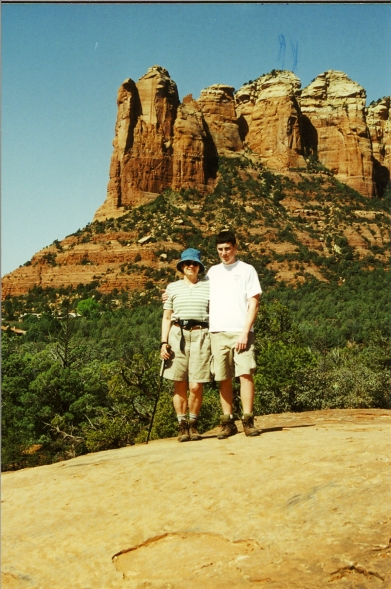 Mom & Ryan at Sedona 4-01 (2)