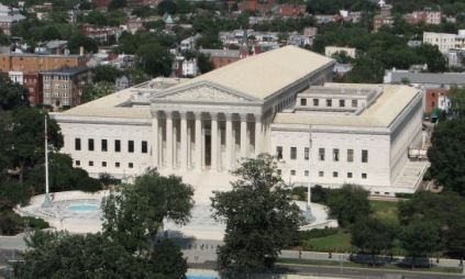 USSupremeCourtBuildingDomeView1
