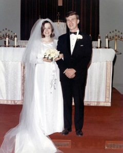 wedding photo 3-21-69