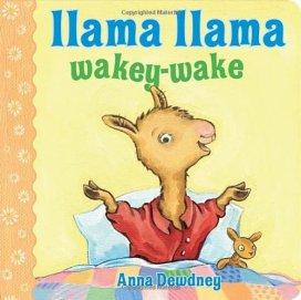 Llama Llama wakey - wake