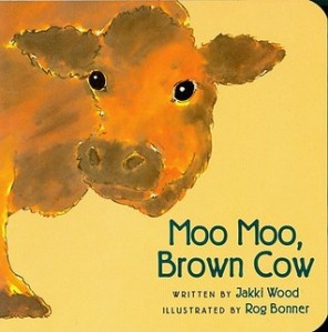 Moo Moo, Brown Cow