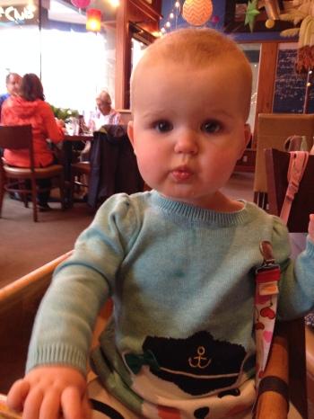Josie 1 yr old
