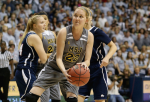 Basketball, Lauren Hill and Inspiration