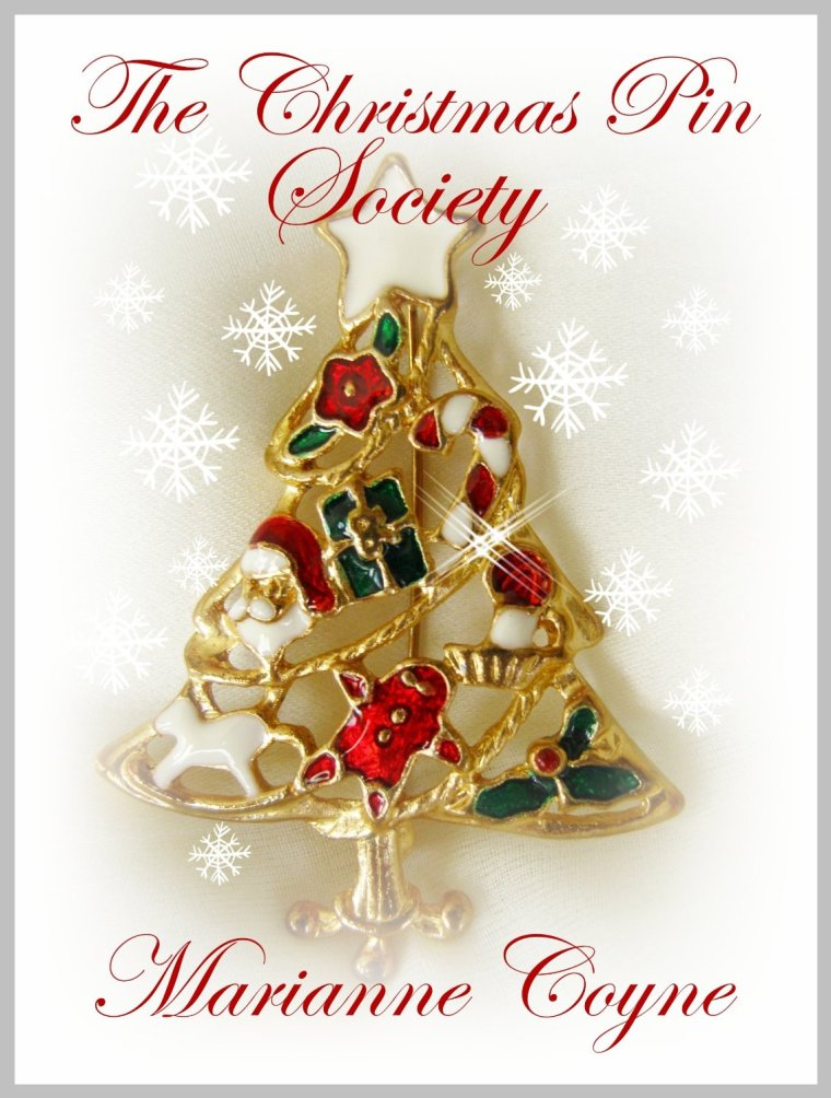 The Christmas Pin Society