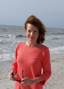 Linda Abbott, author, Ten Days In Paradise