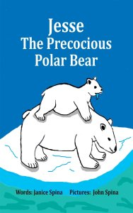 Jesse the Precocious Polar Bear