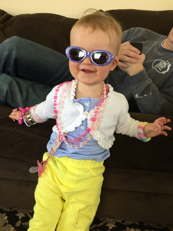Our little diva 4-18-15