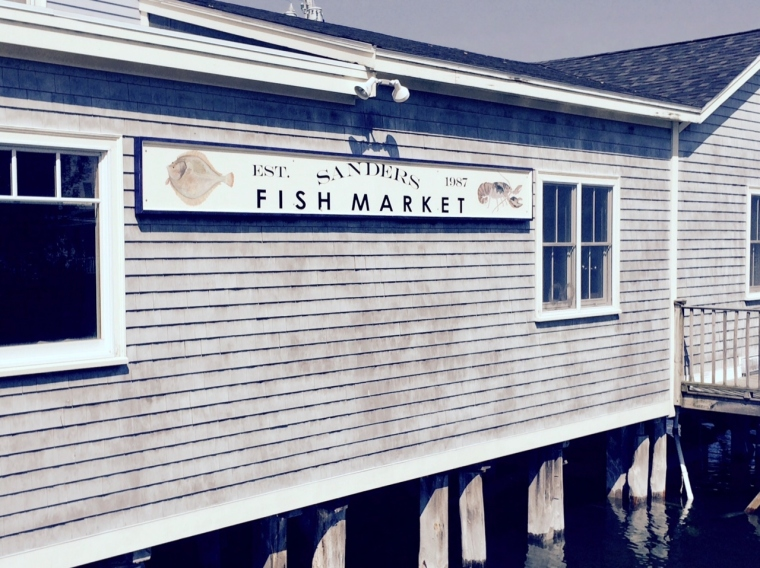 Sanders Fish Market - Portsmouth NH