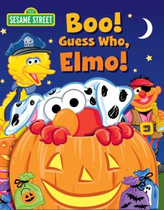 Boo! Guess Who, Elmo